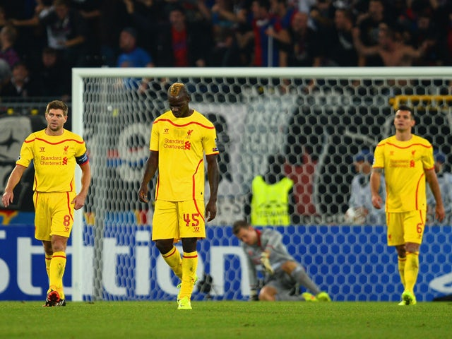 Result: Basel see off Liverpool