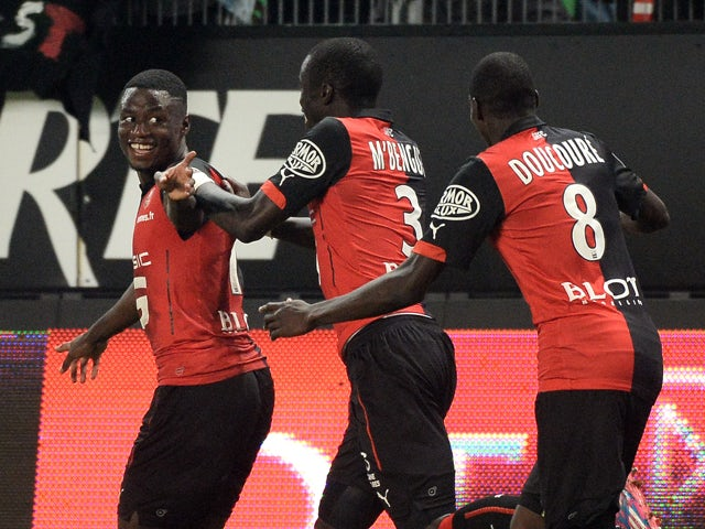 Result: Rennes leave it late to overcome Marseille