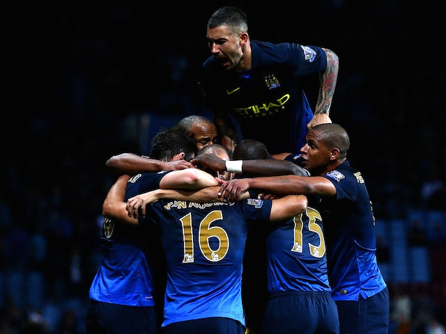 Result: City late show downs spirited Villa