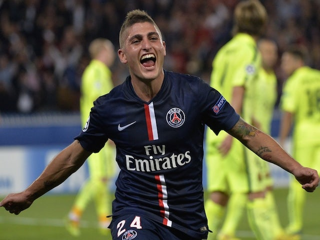 Result: PSG see off Barcelona in thrilling tie