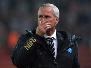 Pardew: 'We're desperate for a win'