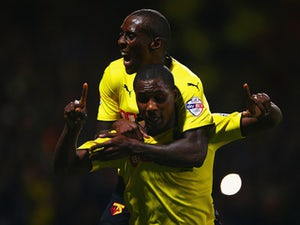 Ighalo, Connolly put Watford ahead