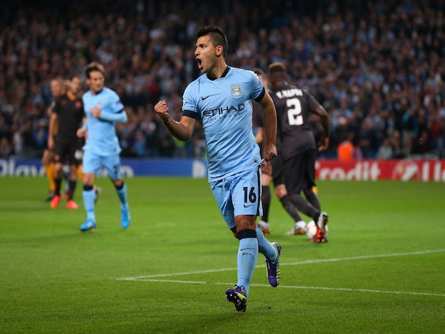 Result: Man City, Roma play out draw