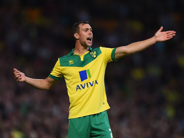 Result: Late Whittaker goal earns Norwich draw