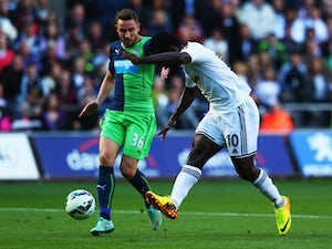 Monk: 'Bony won't be judged on goals alone'