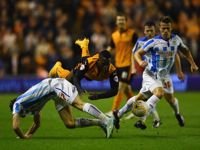 Result: Wolves suffer first loss in eight