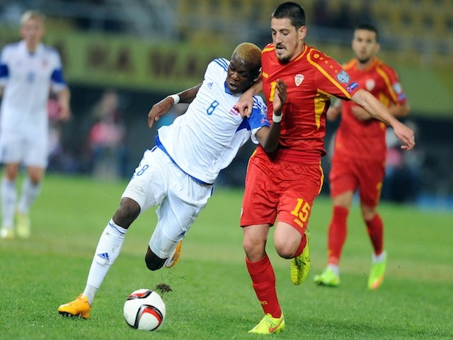 Result: Macedonia snatch late Luxembourg win