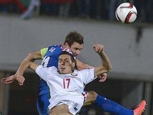 Galabinov goal gives Bulgaria slender lead