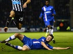 Callum Davies sidelined by ankle injury