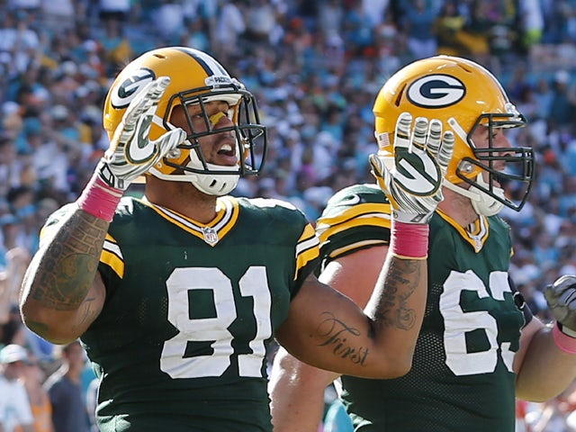 Result: Late Quarless touchdown sinks Dolphins