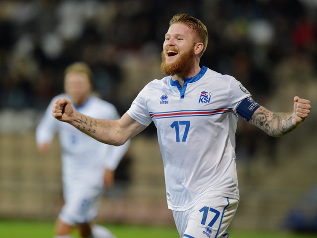 Result: Iceland maintain 100% start