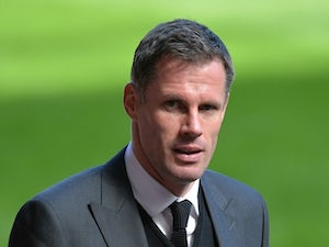 Carragher, Simpson apologise for 'getting personal'