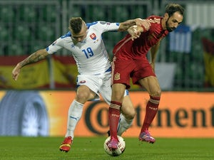 Live Commentary: Slovakia 2-1 Spain - as it happened