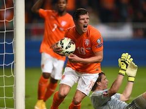 Huntelaar eager to impress in Netherlands shirt