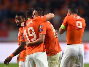 Netherlands snatch late draw against Turkey