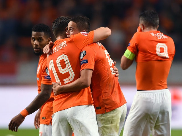 Result: Netherlands snatch late draw against Turkey