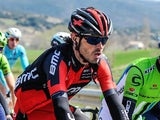 Samuel Sanchez of Spain and BMC Racing Team during Stage Five of the Volta a Catalunya from Llanars to Valls on March 28, 2014