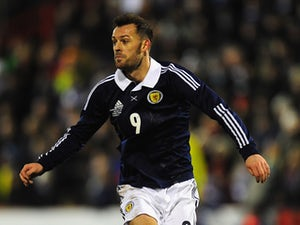 Fletcher pleased by Scotland display