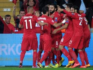 Half-Time Report: No goals for Latvia, Turkey