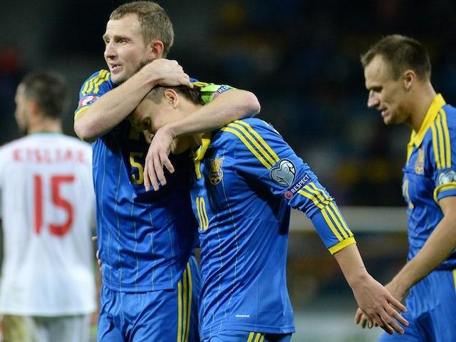 Result: Belarus undone by Ukraine late show