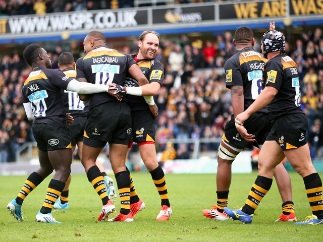 Result: Wasps say goodbye to Adams Park with win