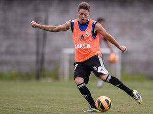 Adryan keen on Flamengo return