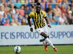Kazaishvili seals late win for Vitesse