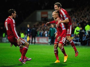 Cotterill: Wales squad working