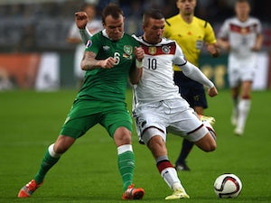 Whelan delighted by draw in Germany