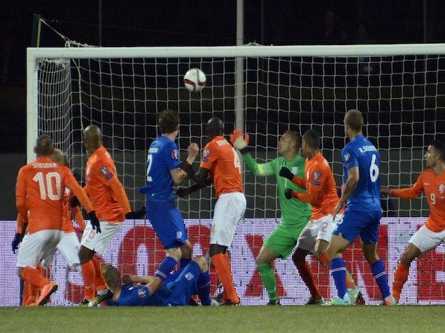 Result: Sigurdsson brace gives Iceland victory