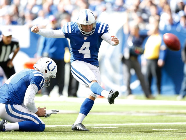 Result: Colts shut out Bengals