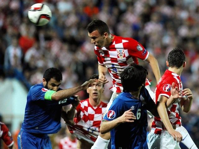 Result: Rampant Croatia destroy Azerbaijan