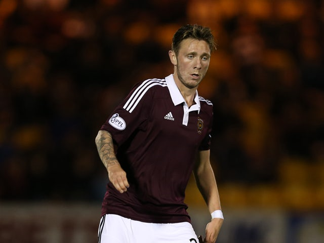 Result: Hearts power past Arbroath
