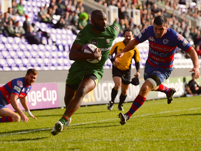 Result: London Irish thrash Rovigo