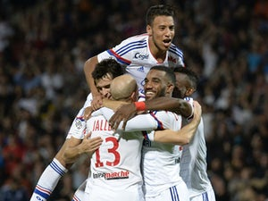 Lyon up to third after Marseille win
