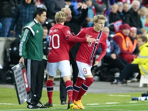 Norway narrowly win in Azerbaijan
