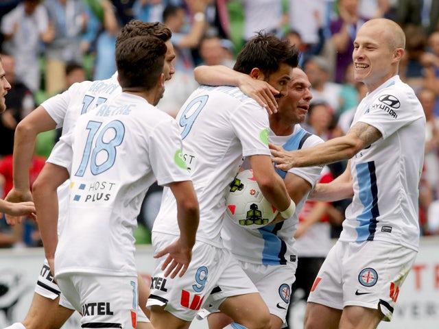 Result: Melbourne City overcome champions