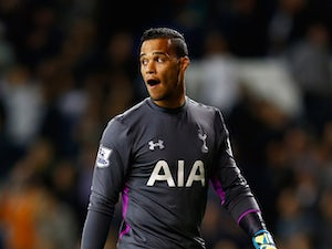 Vorm enjoying life at Spurs