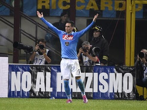 Napoli thrash Brugge in five-goal win