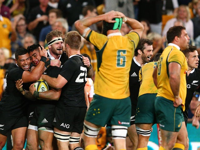 Result: All Blacks snatch victory in last minute