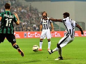 Allegri: 'Juventus were not good enough'