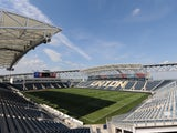A general view of PPL Park on May 13, 2012