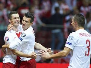 Poland maintain Group D advantage