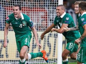 Coleman, O'Shea return to Ireland training