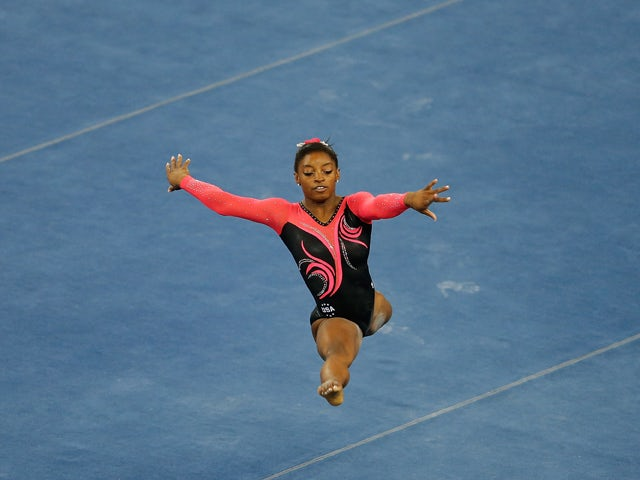 Result: Simone Biles wins third Olympic gold