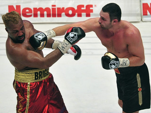 On this day: Vitali Klitschko beats Shannon Briggs to defend