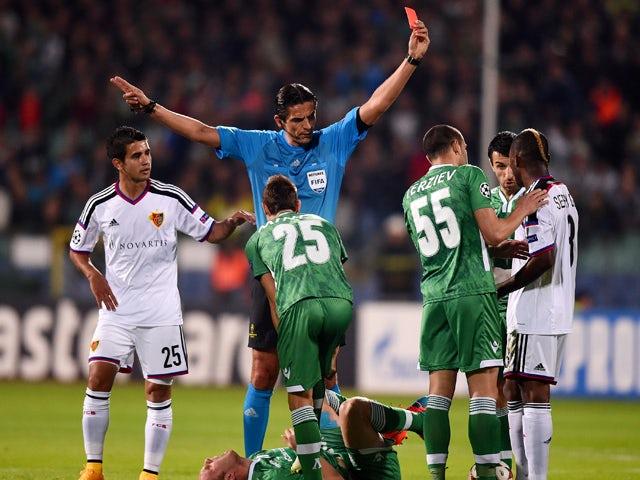 Result: Late Minev strike sinks 10-man Basel
