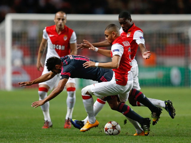Result: Monaco stay second with goalless draw