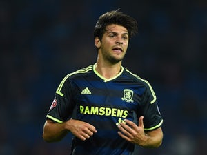 Middlesbrough suffer George Friend blow