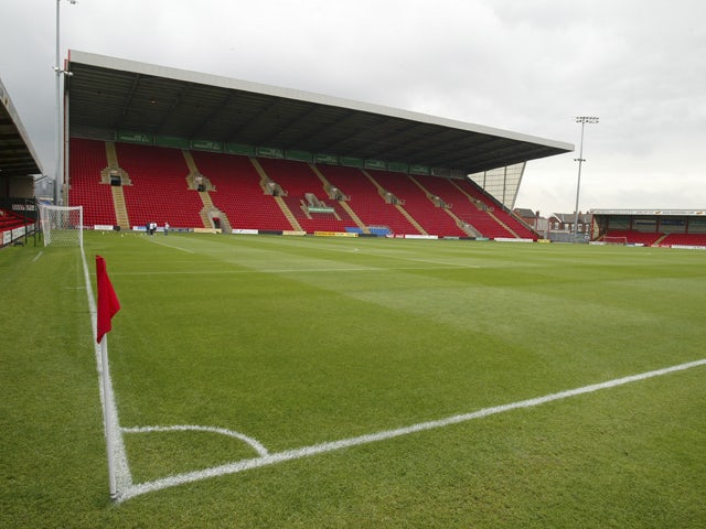 Result: Crewe grab victory over Scunthorpe